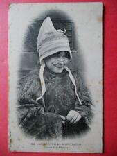 CHATEAULIN  :  Costume Ancien..........VO.1915.