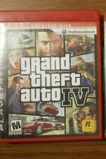 Pre-owned PS3 Grand Theft Auto 1V game.