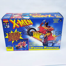 X-MEN Marvel Toy Biz Vintage Action Figure NEW MISB - Wolverine's Mutantcycle