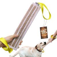 US Jute Dog Bite Tug K-9 Police Training Toys with 2 Handle for Schutzhund