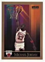 1990 SkyBox Basketball card #41 Michael Jordan Chicago Bulls Mint Condition.