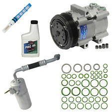 New A/C Compressor Kit With Clutch AC for 02-03 F-150 5.4L