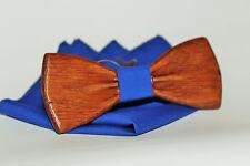 papillon en bois, en bois noeud papillon, noeuds papillon pour une cravate à...