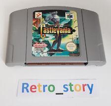 Nintendo 64 N64 - Castelvania Legacy Of Darkness - PAL