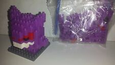 GENGAR POKEMON DIAMOND BLOCKS TOYS LEGO MINI NANOBLOCK NANO USA SELLER