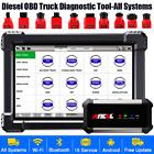 24V Diesel Heavy Duty Truck Full System Diagnostic Tool OBD2 Scanner Bluetooth
