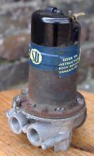 Vintage SU AUF301 12v  electrical Fuel pump - Jaguar, MGB