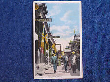 Peking-Beijing China/Shopping District-Commercial Street/Printed Color Photo PC