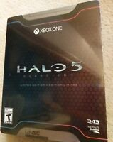 NEW Halo 5 Guardians Limited Edition collectors Microsoft xb1 XBone Xbox One