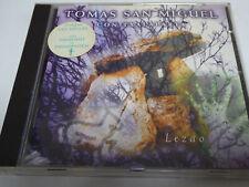 Tomas San Miguel Con Txalsparta - Lezao - NM (CD)