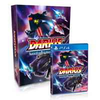 Darius Cozmic Revelation Collector's Edition PlayStation 4 + Plate PS4 PREORDER