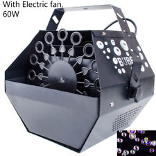 Atmospheric Effects Machines Qtfx-b3 Qtfxb3 Dj Party Mega Bubble Machine High Output Easy Fill Tank