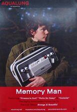 AQUALUNG POSTER, MEMORY MAN (A18)
