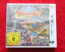 Dragon Quest VIII Die Reise des verwunschenen Königs, Nintendo 3D 3DS Spiel, Neu