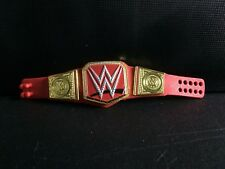 WWE Mattel Action Figure Accessory Universal Title Belt Elite Series loose