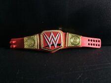 WWE Mattel Action Figure Accessory Universal Title Belt Elite Series loose