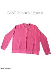 Gant Damen Strickjacke+Rosa+Neuware+