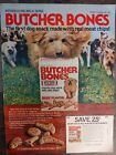 """Milk-Bone Brand Butcher Bones 1983 Print Ad """"The first..."""" with Vintage Coupon"""