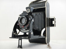 Voigtlander Folding 6x9cm Camera + Voigtar f6.3 + BORSA Bag RARE Excellent Bessa