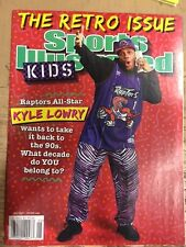 May 2017 Kyle Lowry Toronto Raptors Sports Illustrated For Kids NO LABEL