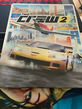 The Crew 2 STEELBOOK Only From Motor Edition Rare No Game