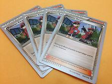 4 x Trainer Pokemon Ranger 104/114 World Championship PROMO Pokemon Cards MINT
