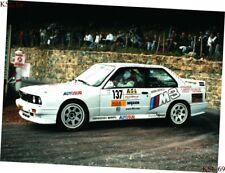decal bmw M3 E30 1/43 R.Caillat rallye Lyon charbonniere 2003