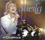 SHEILA - Live à l'Olympia 98 - CD Album