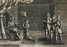 1569 FIRENZE COSIMO DE MEDICI VOR PAPST PIUS V. FLORENZ DER AUFSTIEG DER MEDICI