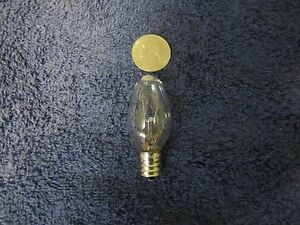 Replacement Light Bulb for Kenmore Dryer 120V 10W #3406124 and #22002263 New