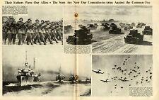 1941 WW2 Magazine WRENS Lindsay Merritt Inglis RUSSIA RED ARMY Syria WAR (7900)