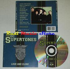 CD THE OC SUPERTONES Loud and clear 2000 BEC BED 7440 no lp mc dvd (CS7)