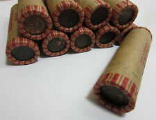 1800's/1900's Indian Head Penny Sealed Coin Roll // Low Grade // 50 Coins