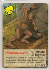 Spellfire 4th Edition Card M/NM 154/500 The Torments of Sisyphus
