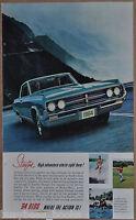 1964 OLDSMOBILE STARFIRE advertisement, Olds Starfire, 2-door