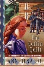 The Coffin Quilt: The Feud between the Hatfields and the McCoys-ExLibrary