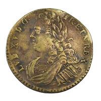 Jeton de Compte Nuremberg Louis XV XVIIIème siècle Revers Saint Georges Dragon