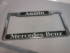 Polished With Carbon Fiber Inlay q6880123 Genuine  Amg Frame
