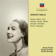 SERENATA TEBALDI NEW CD
