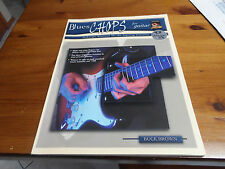 Blues Chops For Guitar Book With Cd Buck Brown