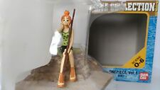 One Piece  Bandai  Nami  Polystone Collection  Handmade Figure  3in  Used