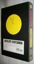 WATCHMEN: ABSOLUTE EDITION HARDCOVER Alan Moore & Dave Gibbons DC Comics HC NEW!