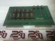 3 531 3581A Cincinnati Milacron Memory Board