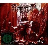 Hammercult - Built for War (2015)  Japanese CD (with obi)  NEW  SPEEDYPOST