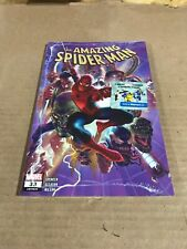 The Amazing Spider-Man #33 (wal-mart 3 pack exclusive)