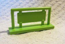 * Playmobil * Zaun Geländer grün zum Supermarkt aus Set 3200 *