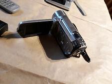 Videocamera Canon Fs100 con accessori