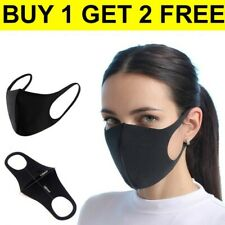 Unisex Fashion Face Mask Mouth Masks Cover Reusable