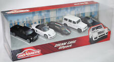 Majorette 212053160MU2 Dream Cars Giftpack, Limited Edition