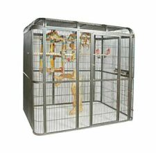 Rainforest (1516) - Parrot Aviary Cage (219 x 158 x 210 cm) - (4038374661059)